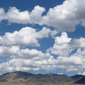 Highway 50 sky